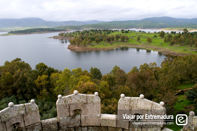 Embalse de Gabriel y Galán. Granadilla